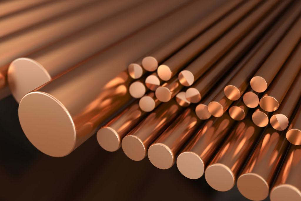 Copper alloys resistance welding